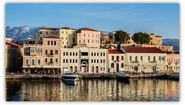 Is the Chania region in Crete a good place to retire to?