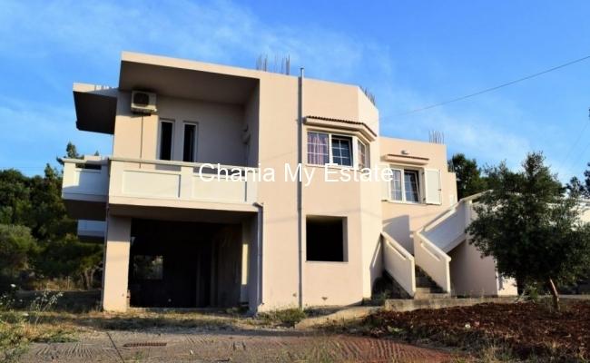House's view, Akrotiri, Chania