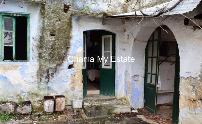 House needs renovation, Gavalochori, Chania