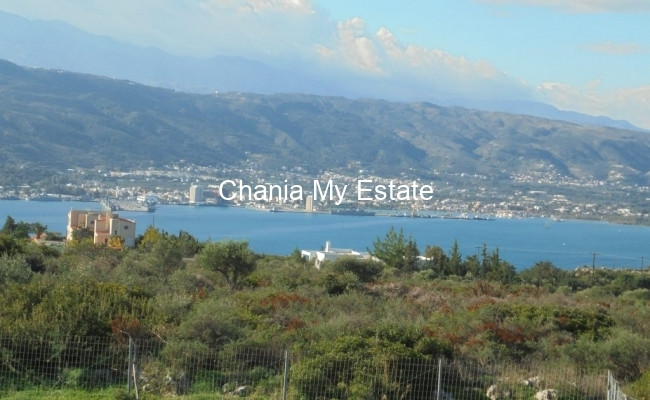 Plot for sale in Pithari, Chania
