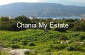 AKPYT00015, Plot with wonderful view of Souda bay in Pithari