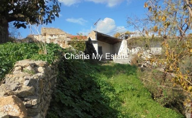 House needs renovation, Maleme, Chania