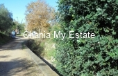 Plot for sale in Nerokourou, Chania