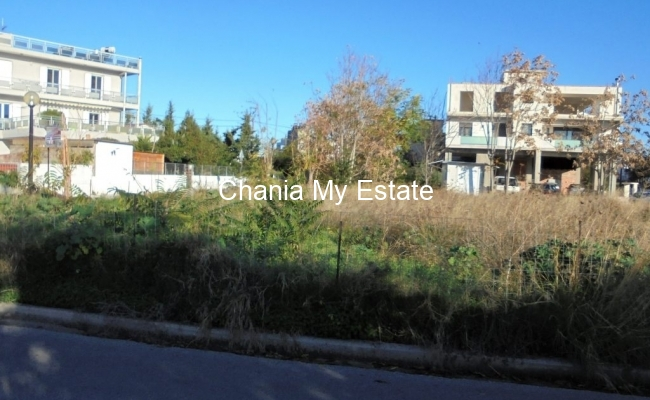Plot for sale in Chania