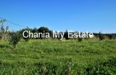 Plot for sale in Agia Marina Chania.