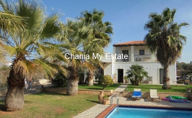 Villa's view, Chorafakia, Chania