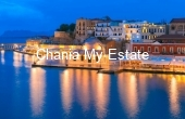 CHOLD05006, Boutique hotel for sale in the old harbor Chania Crete
