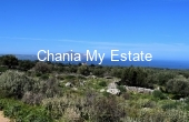 APKOK00015, Plot with amazing sea view in Apokoronas