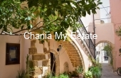 House's view, Old Town, Chania