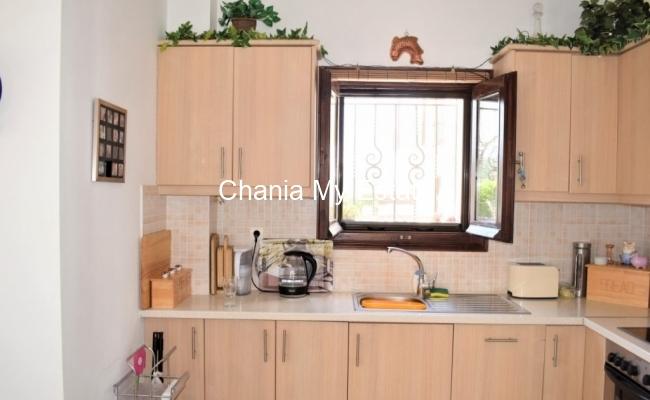 Kitchen - Wonderful residence in Kolymvari Chania Crete Greece
