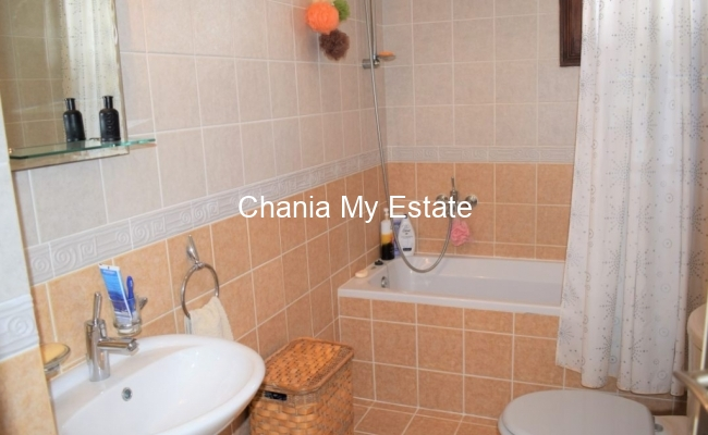 Bathroom - Wonderful residence in Kolymvari Chania Crete Greece