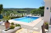 Pool - Wonderful residence in Kolymvari Chania Crete Greece