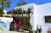 House's view - Wonderful residence in Kolymvari Chania Crete Greece