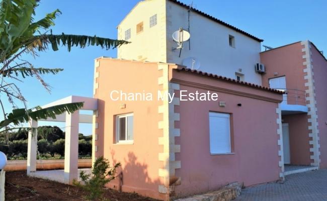 House's view, Pazinos, Chania