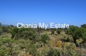APLIT00017, Wonderful plot to invest in Litsarda, Chania