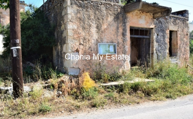 House needs renovation, Apokoronas, Chania