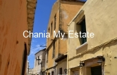 CHOLD02015, Traditional house for sale in the old town of Chania in Splantzia