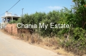 NKAGM00012, Plot close to the sea in Agia Marina Chania
