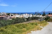 NKCHR00015, Plot to invest, with sea view in Nea Kydonia