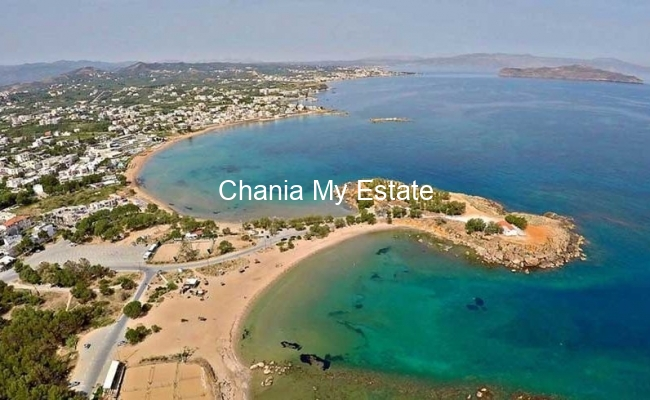 Commercial property for rent in Nea Kydonia Chania