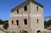 PLTAV01025, Detached house under construction for sale in Tavronitis Chania