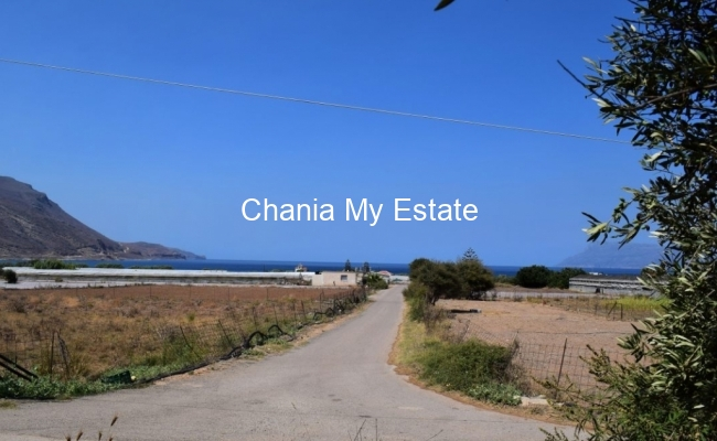 Plot for sale in Metohi, Kissamos