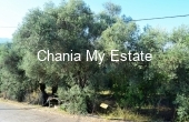 PLVOU00032, Plot for sale in a versatile area of Voukolies Platanias Chania