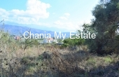 Plot for sale in Galatas Chania
