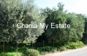 CHNER00042, Plot for sale in Nerokourou Chania