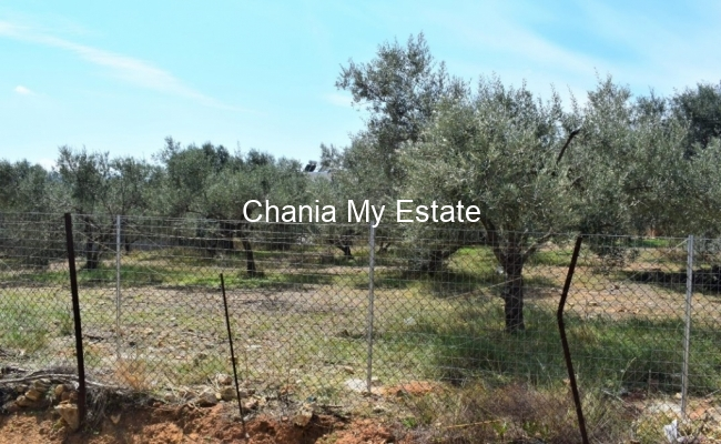 Plot for sale in Vamvakopoulo, Chania