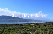AKARO00043, Plot for sale with wonderful sea view, Aroni Akrotiri