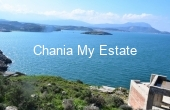 APPLA00047, Plot for sale with wonderful sea view, Plakia Apokoronas Chania
