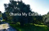 Plot for sale in Galatas, Chania