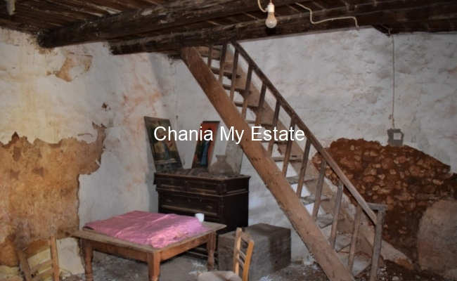 Traditional house for sale in Mournies, Chania