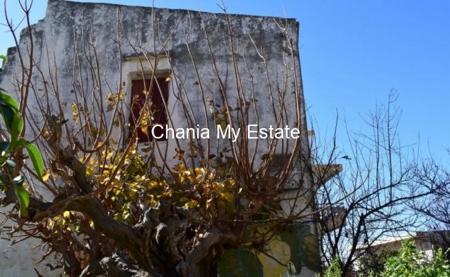 Plot for sale in Amperia Chania