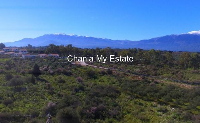 Plot for sale in Apokoronas Chania