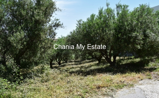 Plot for sale in Kalyves Apokoronas Chania