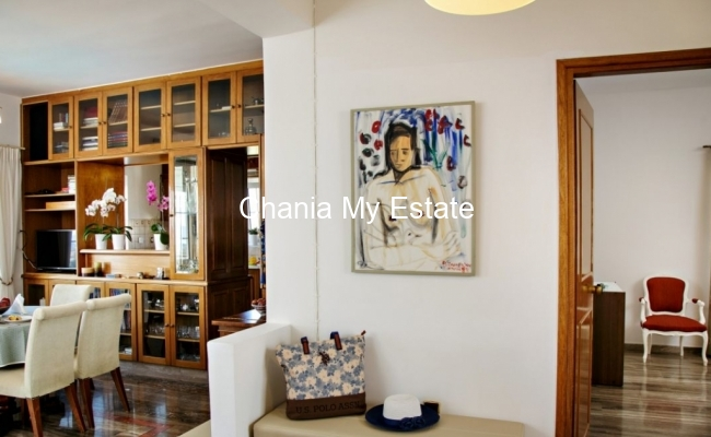 Hall - Hotel for sale in Nea Kydonia, Chania Crete Greece