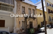 CHKKP02068, Detached house needs renovation in Koum Kapi Chania