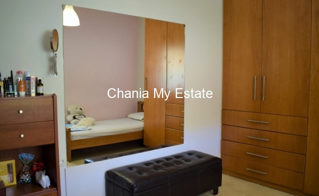 Bedroom3 - Gorgeous apartment for sale in Kounoupidiana, Chania Crete Greece