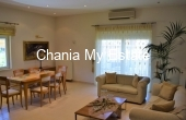 Dining room - Gorgeous apartment for sale in Kounoupidiana, Chania Crete Greece