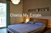 Bedroom1 - Gorgeous apartment for sale in Kounoupidiana, Chania Crete Greece