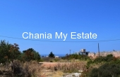 AKKOU00057, Plot for sale in Akrotiri, Chania