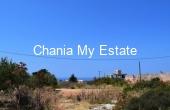 AKKOU00057, Crete, Plot for sale in Akrotiri, Chania Crete
