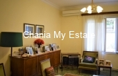 Living Room, Apartment for sale in Chania, Crete