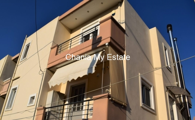 South view- House for sale in Tsikalaria, Chania Crete