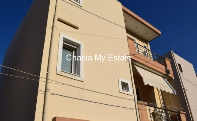 West view- House for sale in Tsikalaria, Chania Crete