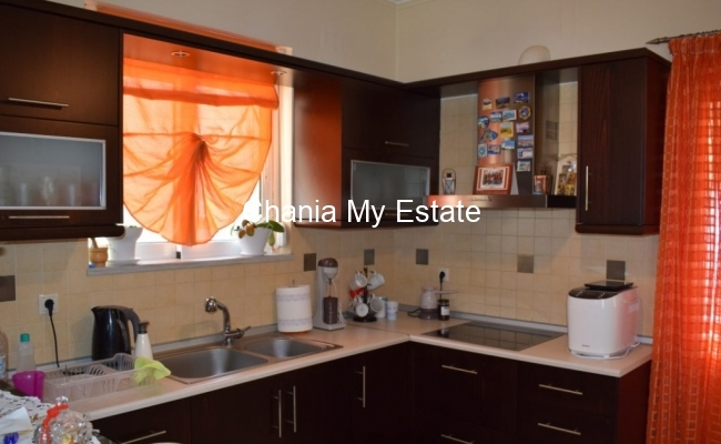 Kitchen- House for sale in Tsikalaria, Chania Crete