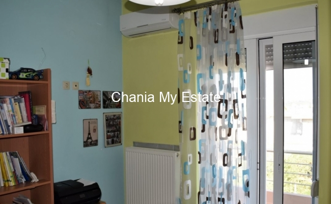 Bedroom #2- House for sale in Tsikalaria, Chania Crete