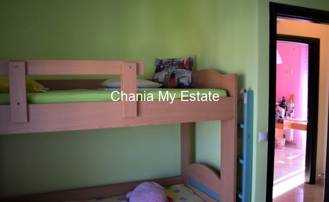 Bedroom #2 - House for sale in Tsikalaria, Chania Crete
